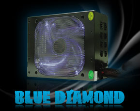 Review !! Gview Power Supply Bludiamond 750 watts