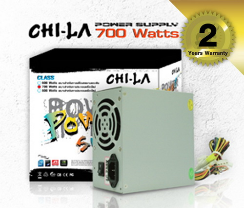 Power Supply CHI-LA 700W.