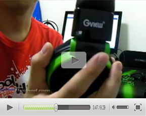 Review Gaming Headset Gview H5